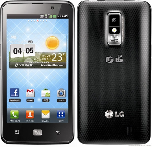 LG Optimus Eye