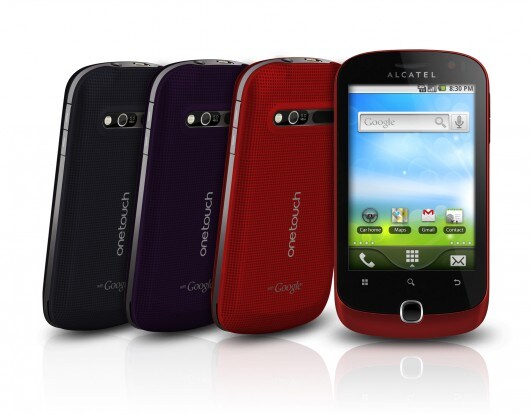 Alcatel OneTouch 990