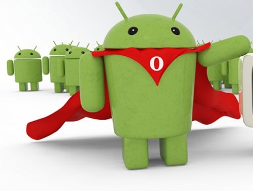 Android Opera