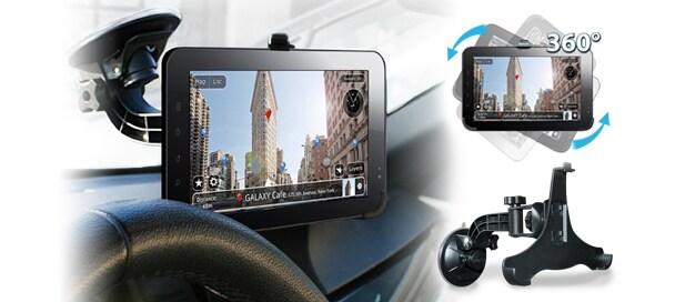 Supporto auto Galaxy Tab