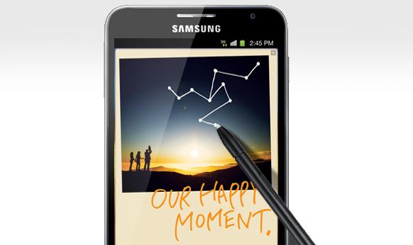Galaxy-Note-di-Samsung