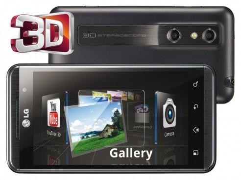 LG Optimus 3D 492x369 Gli smartphone Android compiono 4 anni: ripercorriamoli