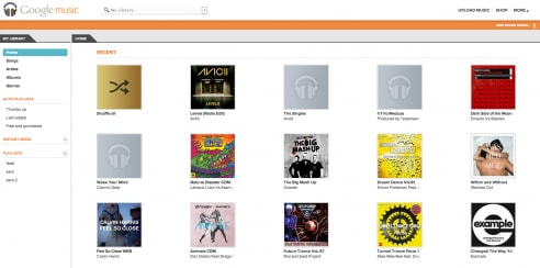 Google Music in Italia