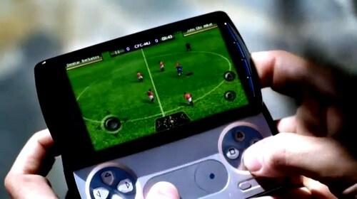 FIFA 12 su Xperia Play