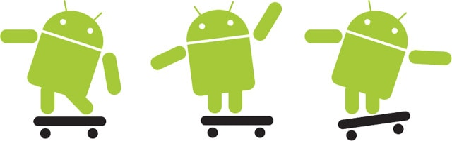 android-skateboard