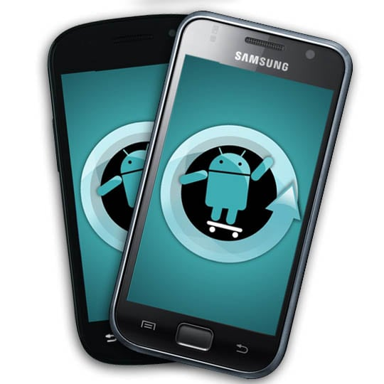 CyanogenMod 9 su Galaxy S