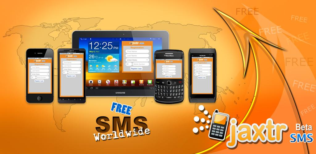 Jaxtr SMS Beta