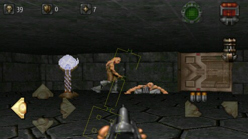 Gloomy Dungeon - Clone di Doom per Android