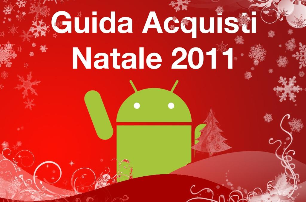 Guida Acquisti Natale 2011