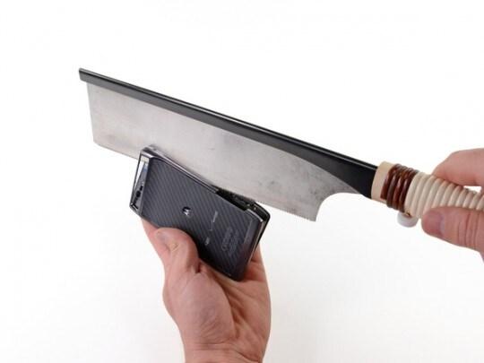 Motorola RAZR iFixit