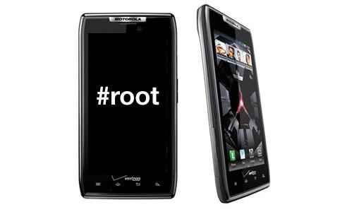 Motorola RAZR #root