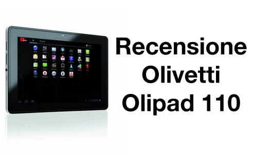Olivetti Olipad 110 recensione