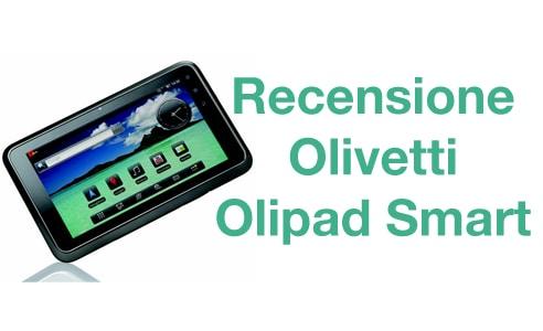 Olivetti Olipad Smart recensione