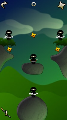 Stupid Ninjas puzzle game android