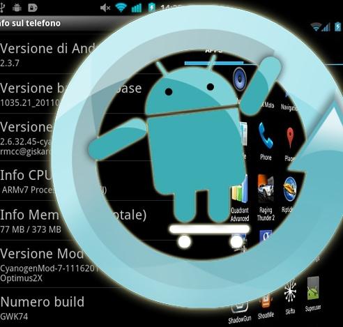 CyanogenMod-2x