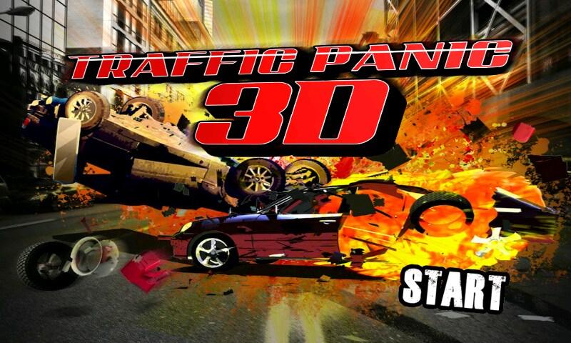 Traffic Panic 3D (2)