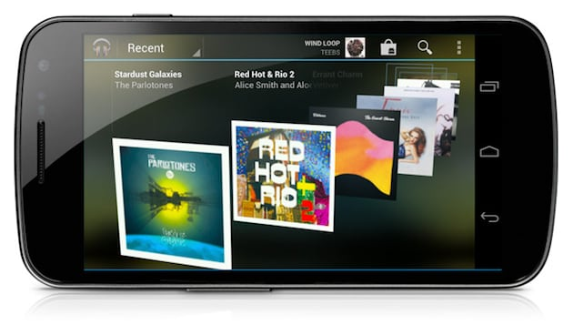 cyanogenmod 9 music player