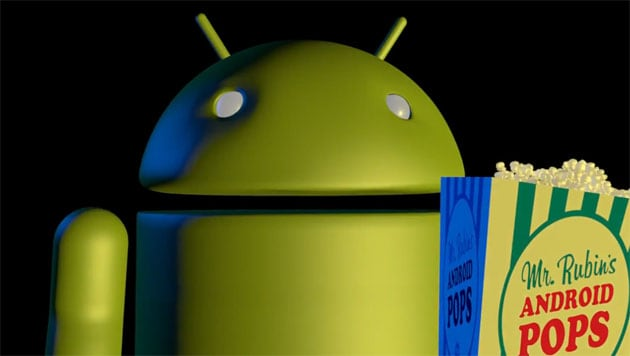 Android pop corn