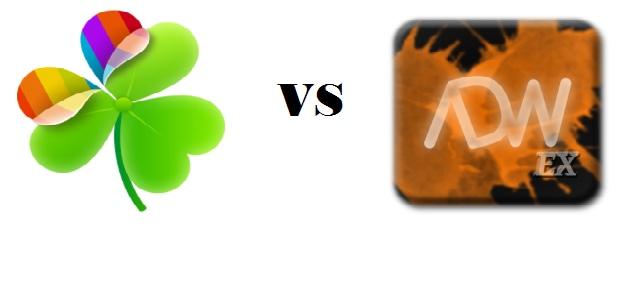 GO-EX vs ADW