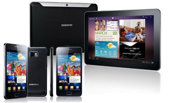 Galaxy S II Tab 10.1