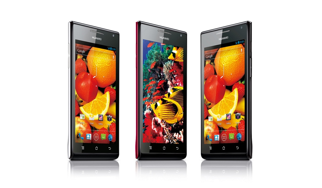 Huawei Ascend P1 S I-81284