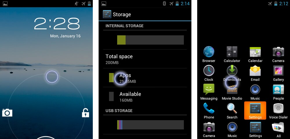 cyanogenmod9 lg optimus one