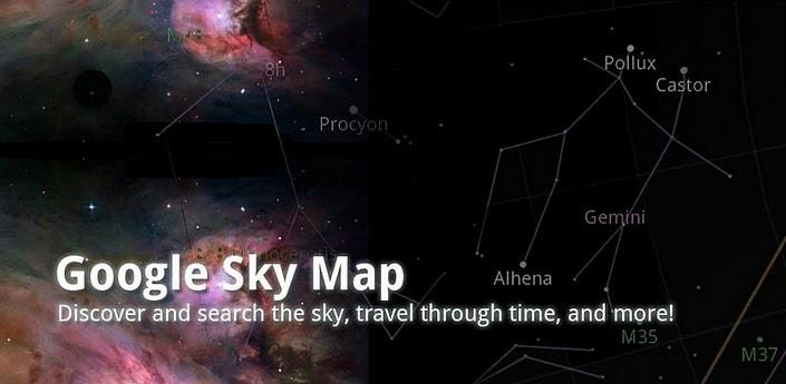 Sky Map si aggiorna raddoppiando letteralmente il numero di stelle