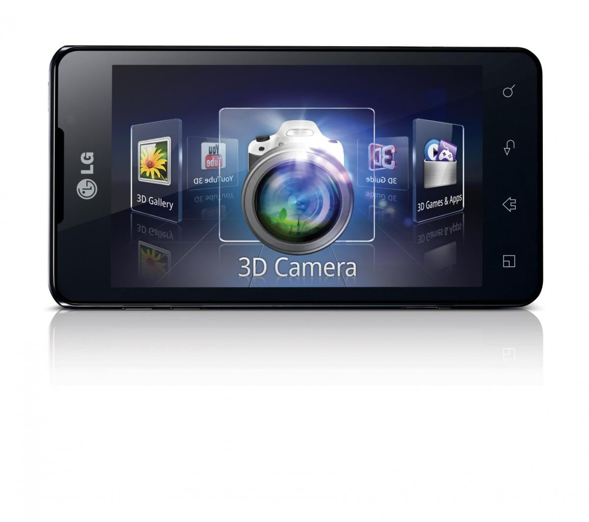 LG Optimus 3D Max: sarà questo l'Optimus 3D Cube in occidente