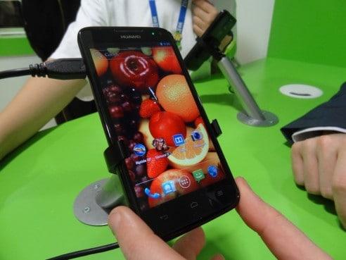 Huawei Ascend D Quad, prova