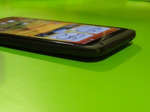 HTC One X, prova