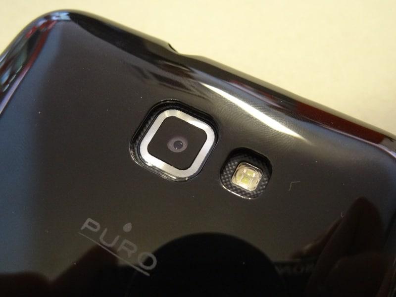 Cover Plasma Puro per Samsung Galaxy Note