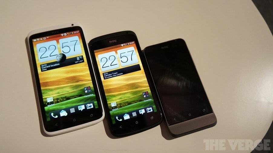 HTC one series (1)