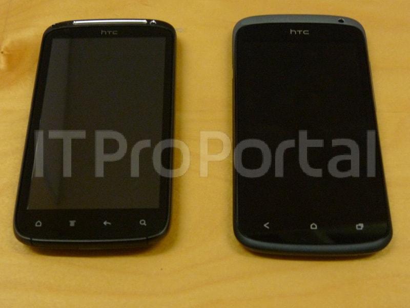 HTC One S vs HTC Sensation