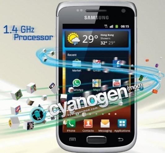 Samsung-Galaxy-W-cyanogenmod
