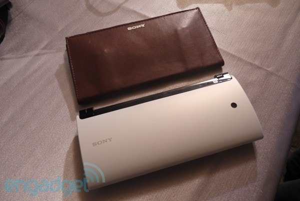 Tablet P story