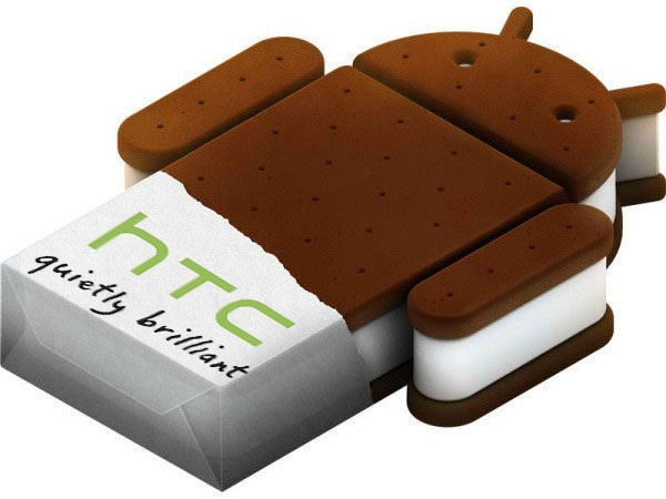 Ice Cream Sandwich HTC