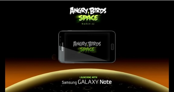 angry birds galaxy note