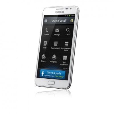 Samsung Galaxy Note bianco