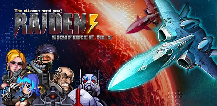 raiden skyforce