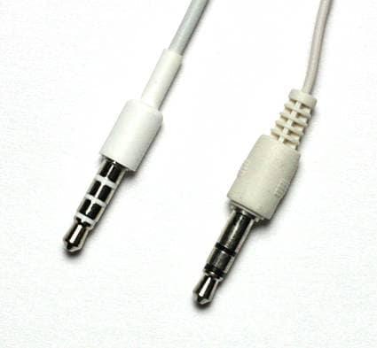 Plug 3,5mm audio