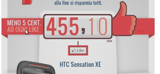 HTC Sensation XE U-Like