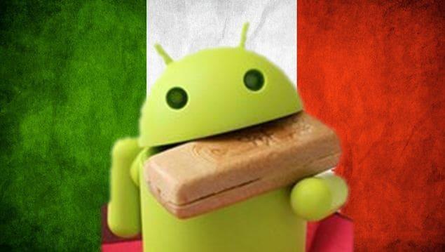 android-Italia
