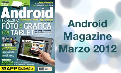 Android Magazine Giugno 2012