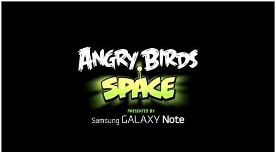 angry birds space galaxy note