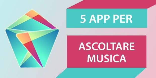 Migliori app Android ascoltare musica offline