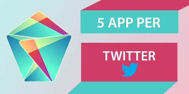Migliori app Android Twitter