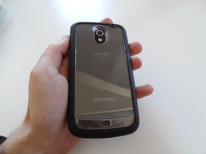 Cover Puro Clera Galaxy Nexus