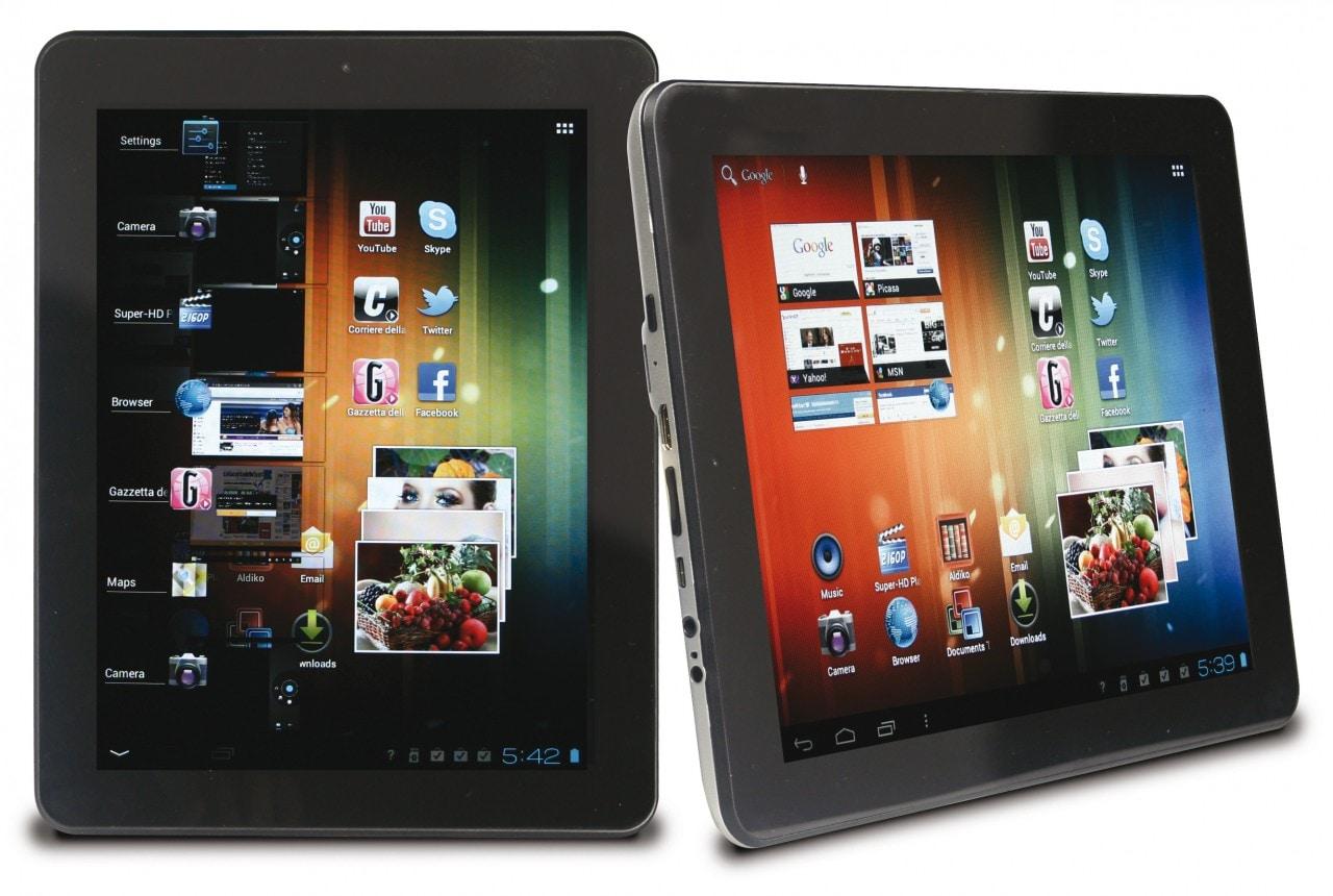 Mediacom presenta il tablet Ice Cream Sandwich, SmartPad ...