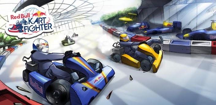 Red Bull Kart Fighter WT4