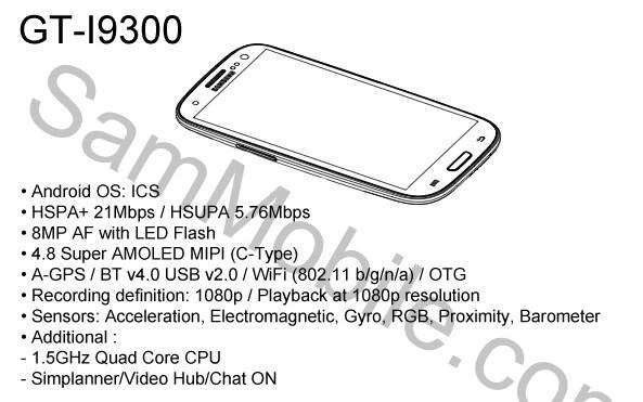 Manuale i9300